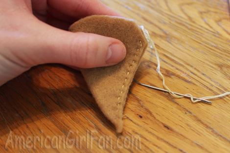 Stitch cone