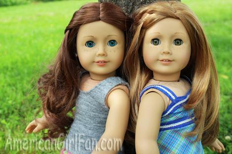 Mia and Saige