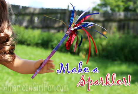 Make a Sparkler