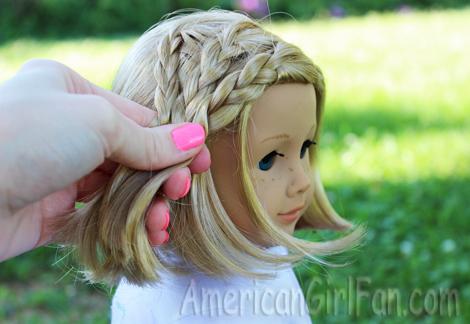 Combine the braids