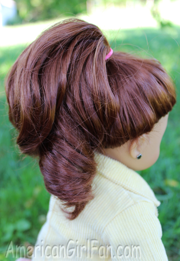 Quick And Easy Back To School Doll Hairstyles