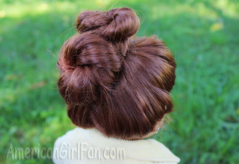 Quick and Easy Back-to-School Doll Hairstyles ...