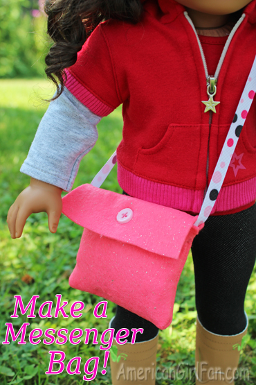 Make a messenger bag