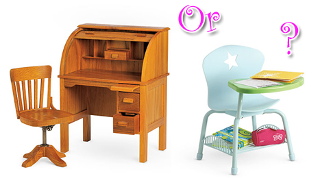 School Style Desk Kits Desk or School Desk