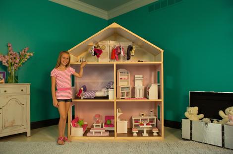 American Girl Doll House WCT