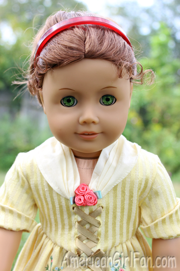 Felicity closeup