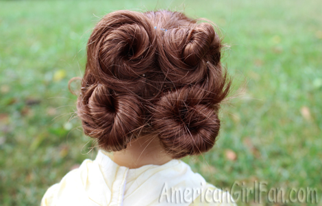 Hairstyle again