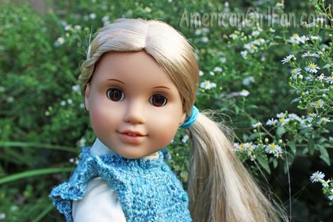 Julie closeup