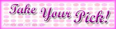 Take your pick banner