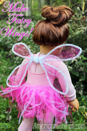 Make Fairy Wings