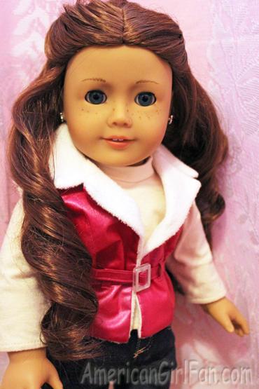 Doll Hairstyle Triple Diamond Braid Americangirlfan