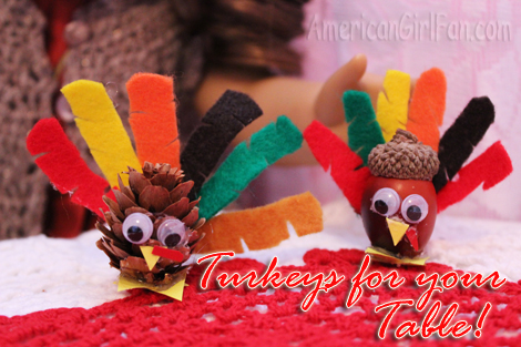 Turkeys for your table