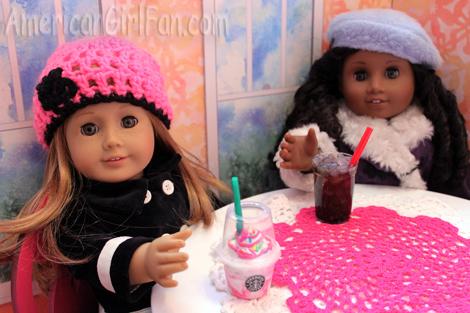Mia and Cecile