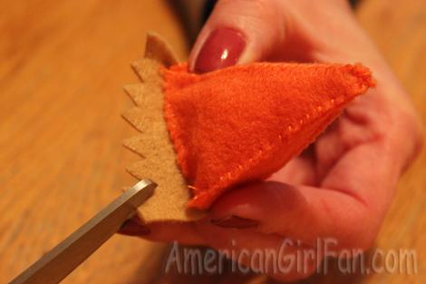 Cut crust