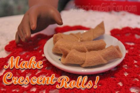 Make rolls