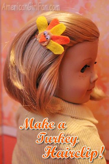 Make a hairclip2