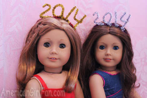 Headbands on dolls
