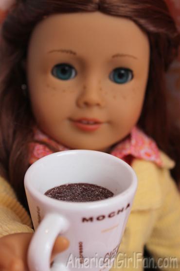 Unexpected Fun Find Coffee Mug For Dolls Americangirlfan