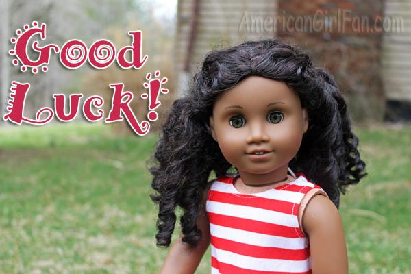 Good luck2