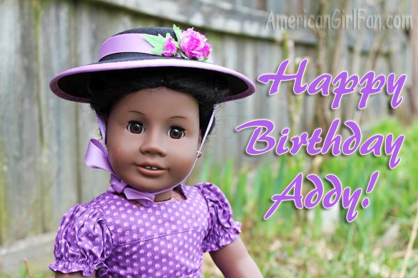 Happy Birthday to Addy