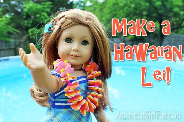 Make a Hawaiian Lei1