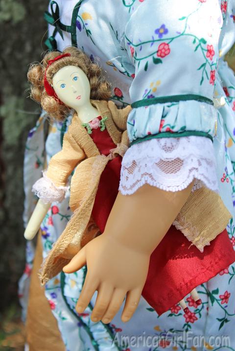 Elizabeths doll