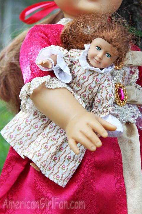 Mini Felicity Doll