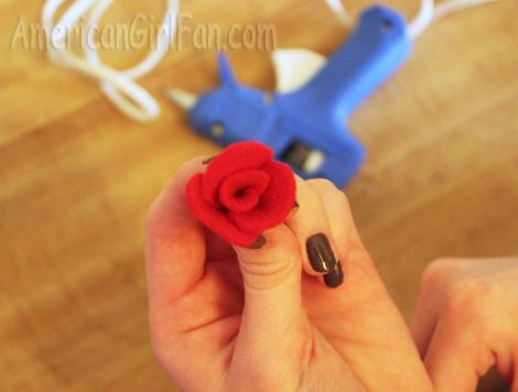 Fold5 flower