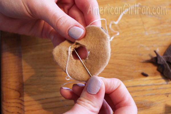 Sew circle