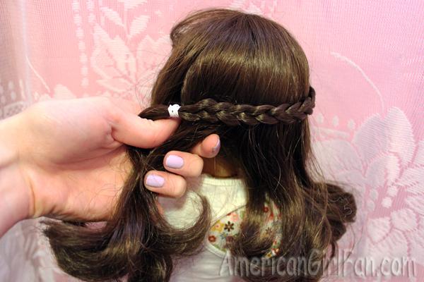 First braid