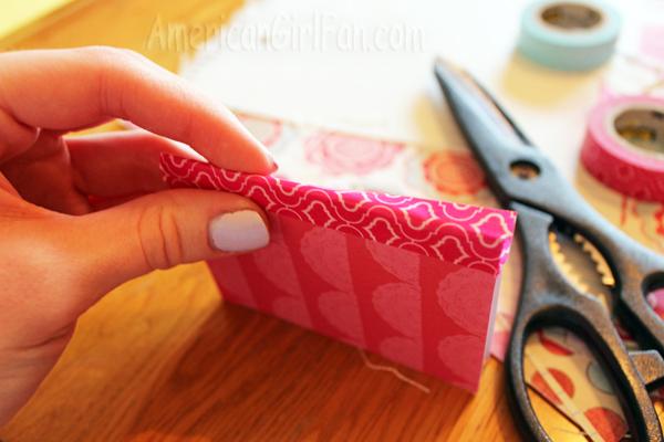 Tape fold
