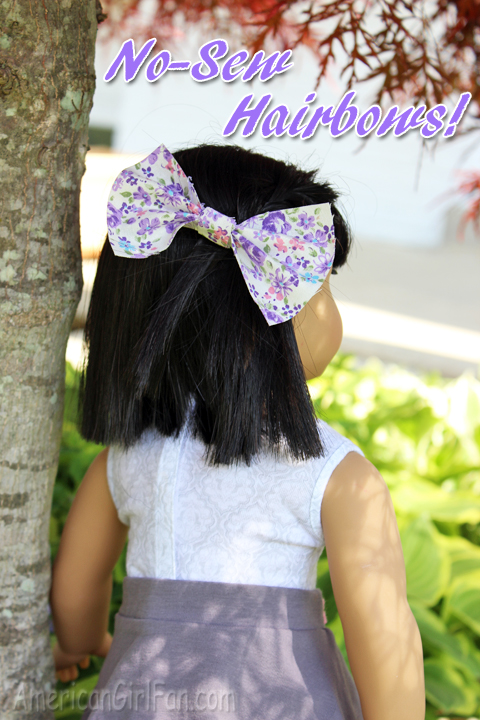 No Sew Hairbows