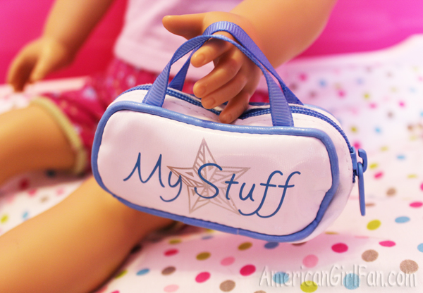 Bag my stuff