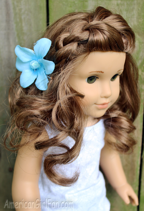 Rebecca hairstyle