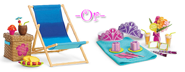 Beach set or birthday set