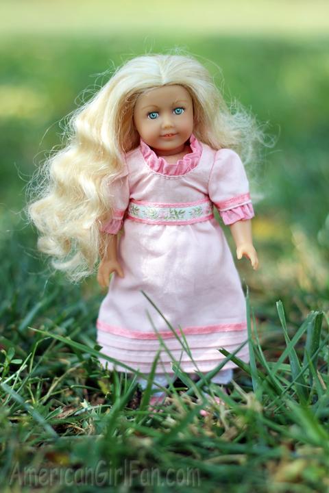 Cute mini doll