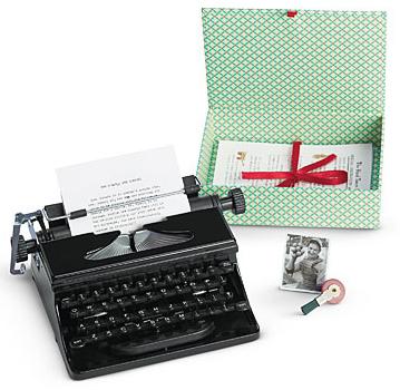 Kit typewrite