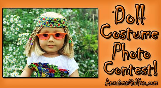 Doll Costume Photo Contest Icon 2014