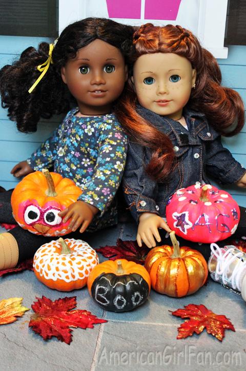 Pumpkins Together