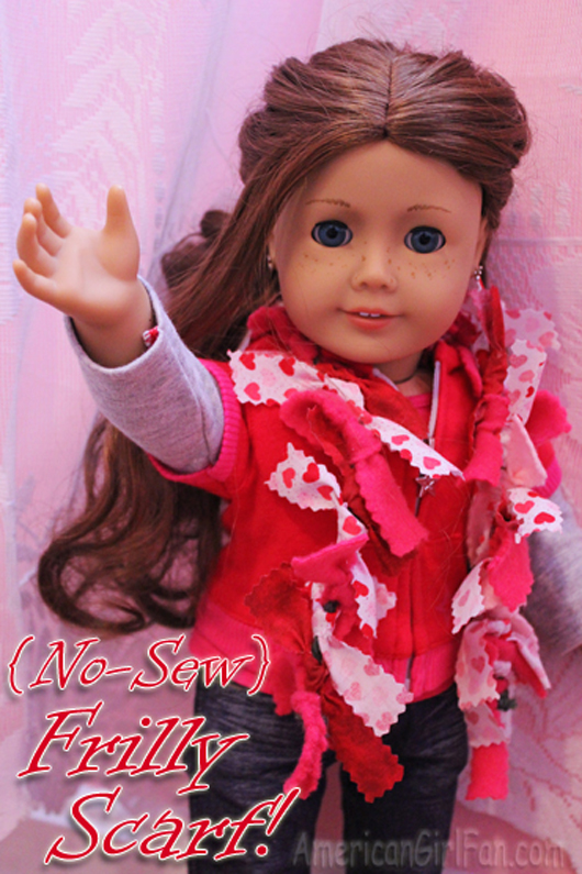 Valentine S Day American Girl Doll Crafts And Play Ideas