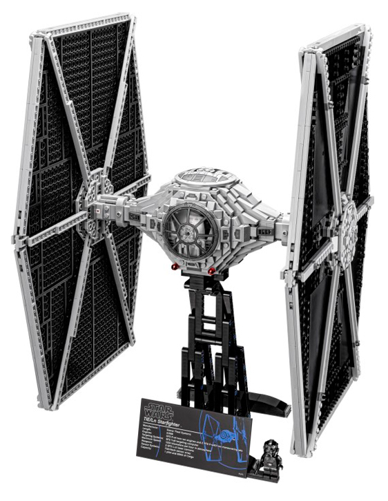 LEGO_UCS_TieFighter