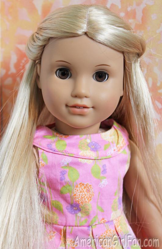 Julie American Girl Doll