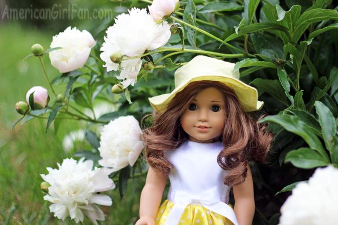 Rebecca flowers closeup
