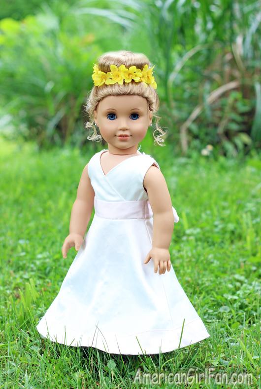Elizabeth Flower Crown