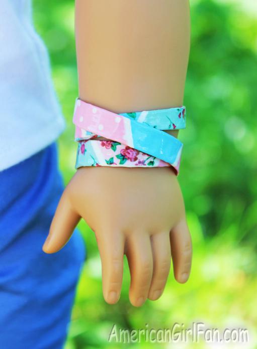 Wrap Bracelet For Dolls