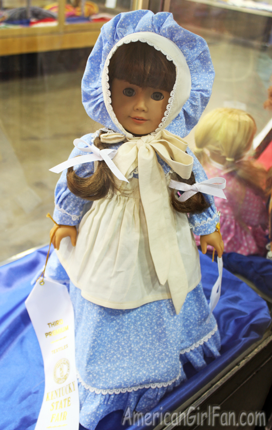 Pioneer Doll Outfit
