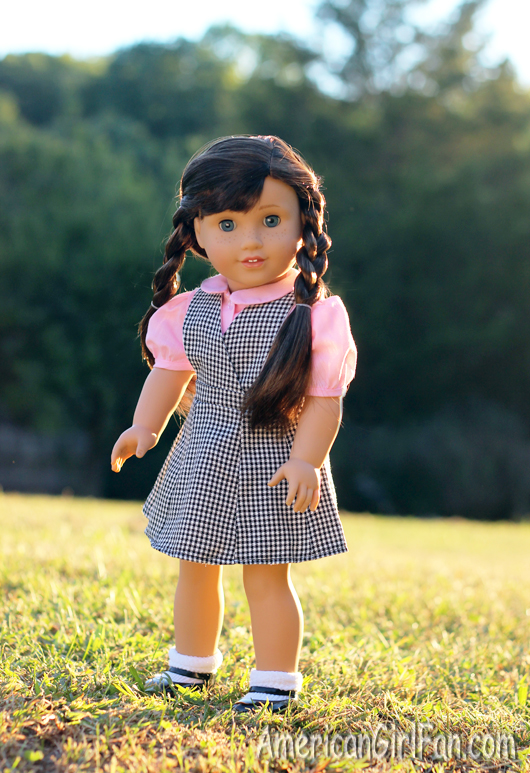 Everything Nice 4 Doll School Girl Outfit Giveaway