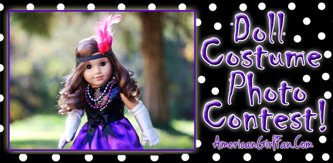 American Girl Fan Doll Costume Photo Contest