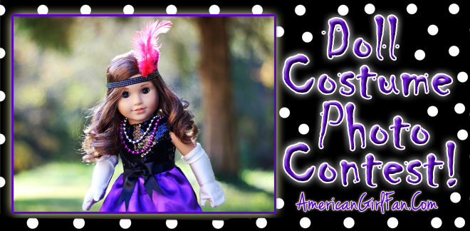 2015 Doll Costume Photo Contest