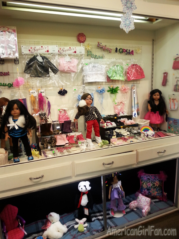 Sophia's Doll Clothes